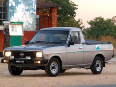 Nissan LDV 1400 Champ (B140) '02.2002–09.2008 Datsun Car, Economic Environment, Nissan Sunny, Nissan Trucks, Nissan Infiniti, Rear Wheel Drive, Tonne, Commercial Vehicle, General Motors