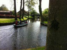 Giethoorn v Overijssel