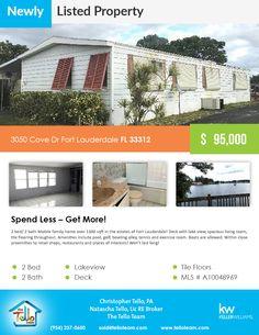 3050 Cove Dr Fort Lauderdale FL 33312