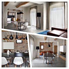 Bronze interior design
