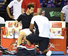 Copa Davis 2016 EN VIVO: Resultados y Las puntuaciones de tenis con Andy Murray…