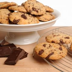 Chocolate Chip cookies - Dille & Kamille
