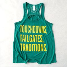 Touchdowns, Tailgate