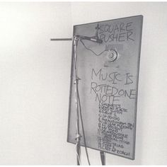 'Music is Rotted One Note' Squarepusher