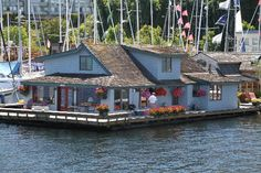 Argosy Cruises: Sleepless in Seattle Houseboat can be viewed on both the Locks and Lake Tours