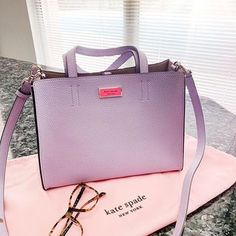 show and tell your favorite kate spade new york pieces, your way Black Leather Tote Bag, Show And Tell, Your Favorite, Cloud, Kate Spade, Told You So, York, Bags, Handbags