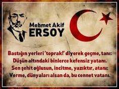 İstiklâl Marşımızın yazarı kendi siyasi görüşü ile uyuşmadığı için Türkiye Cumhuriyetini terkeder ve Mısıra yerleşir.  Mehmet Akif Ersoy Martini, Fandom, Google, Crafts, Face, Quotes, Manualidades, Handmade Crafts, Craft
