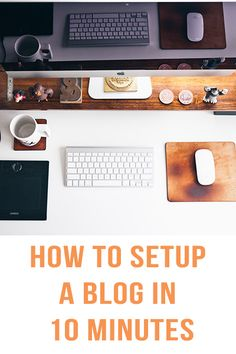 I make $100k+ per year blogging. Here is how to get setup quickly.