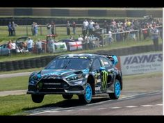 The Focus RS RX made it into its third Final race in only four FIA World Rallycross Championship rounds with Andreas Bakkerud behind the wheel. Both Andreas and Ken Block showed serious speed over the weekend in their vehicles, but there is still room for improvement on the developing cars.