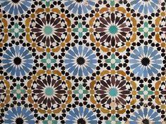 Simply Home Designs | Home Interior Design & Decor: Moroccan Tile Kitchen Backsplash