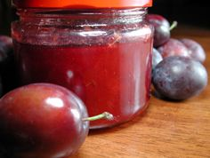 Gingered-Plum Jam