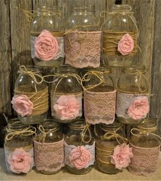Baby Girl Shower Decorations Girl Baby Shower Centerpieces Its a Girl Shower Decorations Jar not Included Rustic Mason Jar Decorations Baby Shower Ideas for Girls Boho Baby Shower, Baby Girl Shower Themes, Girl Baby Shower Decorations, Girl Decor, Baby Shower Centerpieces, Baby Boy Shower, Baby Shower Parties, Burlap Centerpieces, Birthday Centerpieces