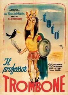 Il ratto delle sabine2 Trombone, Vintage Circus, Classic Movies, Cabaret, Caricature, Movie Posters, Fashion, Movie, Fotografia