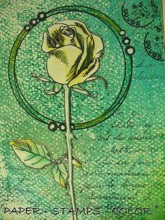 KatzelkraftGD groengeel collage roos (2)
