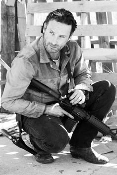 Andrew Lincoln- the walking dead