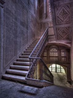 Mystical stairway