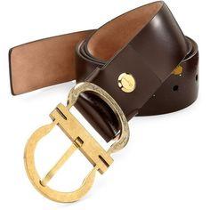 Salvatore Ferragamo Paint Splatter Leather Belt (820 NZD) ❤ liked on Polyvore featuring men's fashion, men's accessories, men's belts, apparel & accessories, rodeo, mens wide leather belts, mens wide belts and salvatore ferragamo mens belt