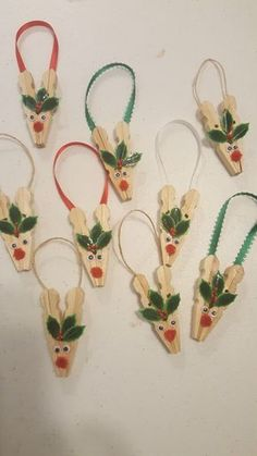 30 crazy diy projects to reuse clothespins diy crafts decor home 470415123578132459 Christmas Ornament Crafts, Christmas Crafts For Kids, Christmas Projects, Handmade Christmas, Christmas Fun, Holiday Crafts, Christmas Decorations, Christmas Clothes, Snowman Ornaments