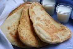 Индийская классика: Наан - Классика мировой кулинарии и немного домашней стряпни