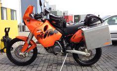KTM 640 Adventure Dual Sport. Eins og nýtt Árgerð 2007 Vélastærð (cc)650 Til sölu á Bland.is