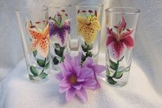 Shot Glass by SusanRuthCreations on Etsy, $20.00