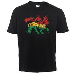 Lew / Lion / Leo #lew #lion #leo #rasta #reggae #czerwony #żółty #zielony #MocneRamię #RadioWnet
