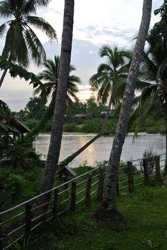 4000 islands - Don Khon - Don Det - Laos by Wereldbloggers & DesignClaud