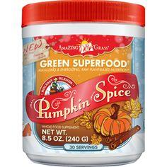 Amazing Grass- Pumpkin Spice