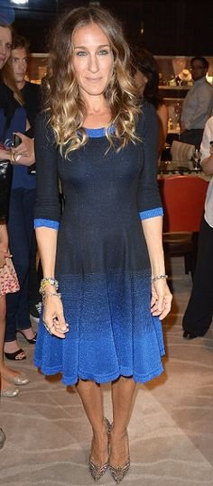 Sarah Jessica Parker. 2012 Fashion's Night Out.