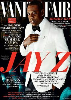 """""""I KNEW ABOUT BUDGETS, I WAS A DRUG DEALER"""" : JAY-Z SAYS HE LEARNED HIS BUSINESS SKILLS FROM SELLING CRACK COCAINE DURING THE 1980's"""