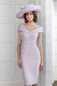 John Charles London Marine mère de la mariée Causal mariage formel Hat