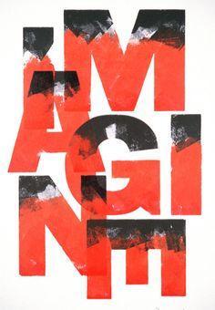 Imagine - Alan Kitching