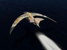 ArtStation - eye plane, Alex Brady
