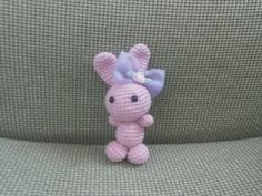 Amigurumi coniglietta