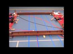 Airhockey gymles groep 6 empel - YouTube