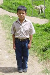 Your Sponsored Child's Photo: What Does It Tell You? | Poverty >> Compassion International