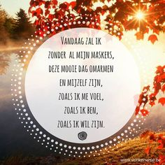 richt je aandacht op het mooie en goede Happy Quotes, Positive Quotes, Me Quotes, Funny Quotes, Coach Quotes, Book Of Life, Happy Thoughts, Believe In You, Wise Words