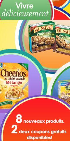Nouveaux coupons céréales gratuites. http://rienquedugratuit.ca/nourriture/coupons-cereales-gratuites/