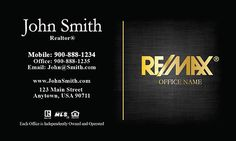 Remax business cards designs logo templates business cards american flag remax business card design 101261 fbccfo Gallery