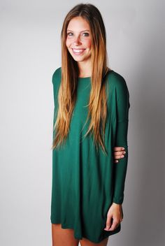 Piko Tunic Dress. i like the green, black, grey, and beet, Medium