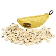 Bananagrams Word Game: Bananagrams: Amazon.co.uk: Toys & Games