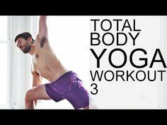 ▶ Total Body Yoga Workout 3 - Yoga With Tim Senesi - 36min