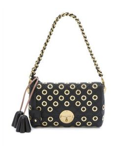 MARC JACOBS Quilted Eyelets Small Gotham