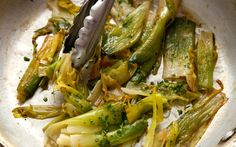 This recipe for simple braised leeks with thyme and parsley makes for an elegant side dish.