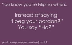 Best funny lol so true laughing 40 ideas Asian Jokes, Asian Humor, Filipino Memes, Filipino Funny, Memes Tagalog, Tagalog Quotes, Asian Problems, Philippines Culture, Filipino Culture