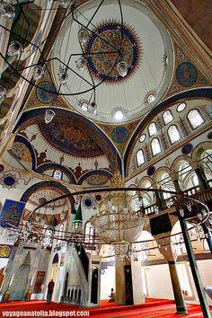 Selimiye Mosque - Konya