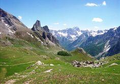 Rocca Castello e Provenzale - Valle Maira #mountains #piemonte #italy #provinciadicuneo