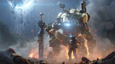 Vídeo Game Titanfall 2  Papel de Parede