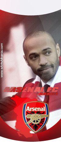 Arsenal FC - Albania FanPage Design