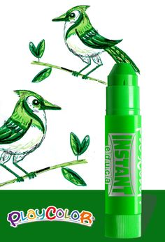 Playcolor, #www.instant.es, birds, pájaros, color, dibujo, draw, illustration, ilustracion, pintar, paint